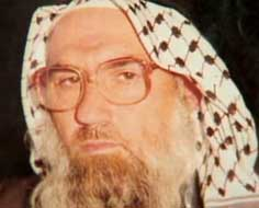 Sheikh Abdullah Azzam.