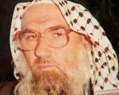 Sheikh Abdullah Azzam.