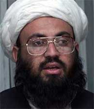 Taliban Foreign Minister Wakil Muttawakil.