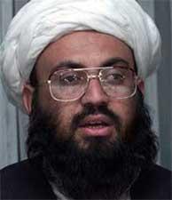 Taliban Foreign Minister Wakil Muttawakil.
