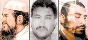 Khalid al-Fawwaz, Adel Abdel Bary and Ibrahim Ediarous.