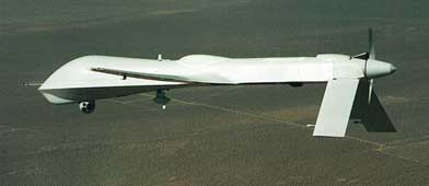 The Predator drone.