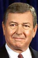 Attorney General John Ashcroft.