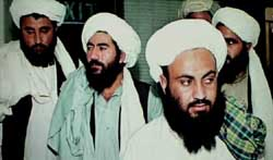 Taliban representatives in Texas, 1997.