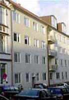 The Marienstrasse building.