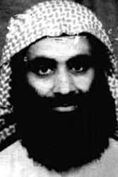 Khalid Shaikh Mohammed in a 1998 FBI wanted poster.