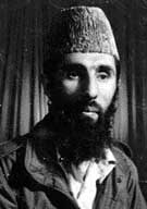 A young Gulbuddin Hekmatyar.