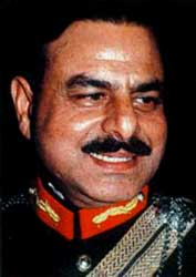 Hamid Gul.