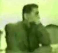This unnamed Pakistani intelligence agent was captured on undercover video in January 2001 as part of Operation Diamondback.