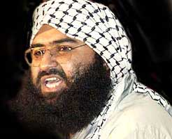Maulana Masood Azhar.