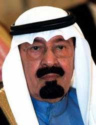 Crown Prince Abdullah.