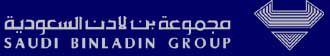 The Binladin Group logo.