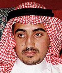 Abdullah bin Laden, bin Laden family spokesman (not the Abdullah connected to WAMY).
