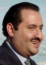 Prince Ahmed bin Salman.