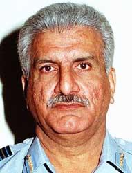 Mushaf Ali Mir.
