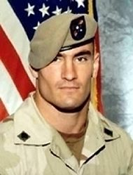 Corporal Pat Tillman.