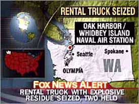 A Fox News report on the Oak Harbor truck incident.