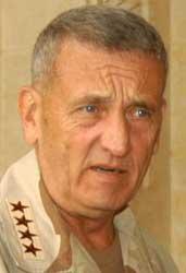 General Tommy Franks.