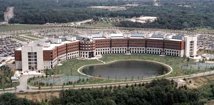 The Defense Logistics Agency Headquarters Complex at Fort Belvoir.