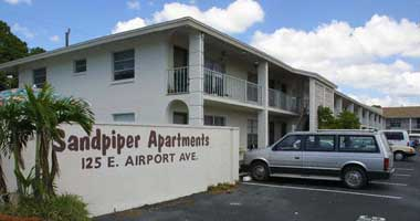 The Sandpiper Apartments.