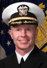 Captain Charles Leidig.