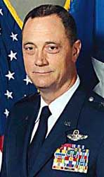 Major General Larry Arnold.