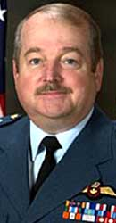 Major General Rick Findley.