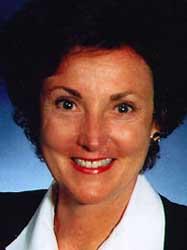 FAA Administrator Jane Garvey.