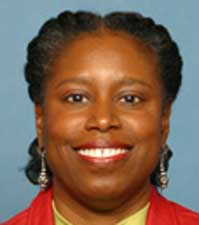 Cynthia McKinney.