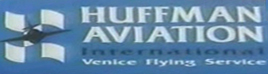 Huffman Aviation logo.
