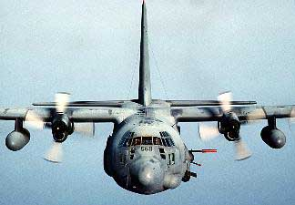 An AC-130.