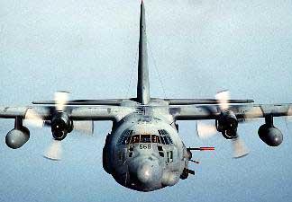 An AC-130.