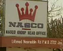 The headquarters of Nasco, the Nigerian company owned by Ahmed Idris Nasreddin, are actually located on Ahmed Nasreddin Road.