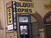 The Toronto photocopy shop owned by Nabil al-Marabh's uncle.