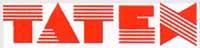 Tatex logo.