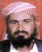 Qaed Senyan al-Harethi.