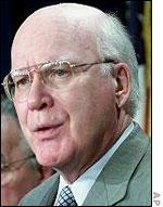 Senator Patrick Leahy.