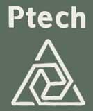 Ptech logo.