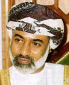 Sultan Qaboos bin Said Al Said.
