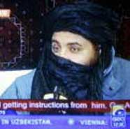 Mullah Akhter Mohammed Osmani&#8217;s appearance on Pakistani television, June 15, 2005. 