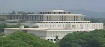 ISI headquarters in Islamabad, Pakistan.