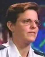 Master Sergeant Maureen Dooley.