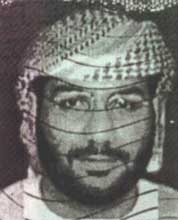 Marwan Alshehhi. This picture is taken from his US visa.