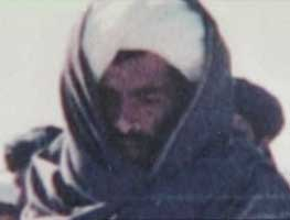 Mullah Mohammed Omar.