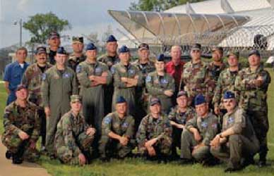NEADS personnel who are on duty the morning of 9/11.