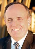 Rudolph Giuliani.