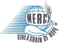 Mercy International USA&#8217;s logo.