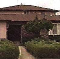 Ali Mohamed's house in Santa Clara, California.