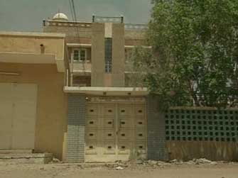 Bin Laden's house in Khartoum, Sudan.