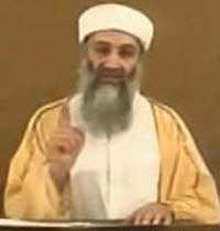 Bin Laden makes his Towers of Lebanon speech.